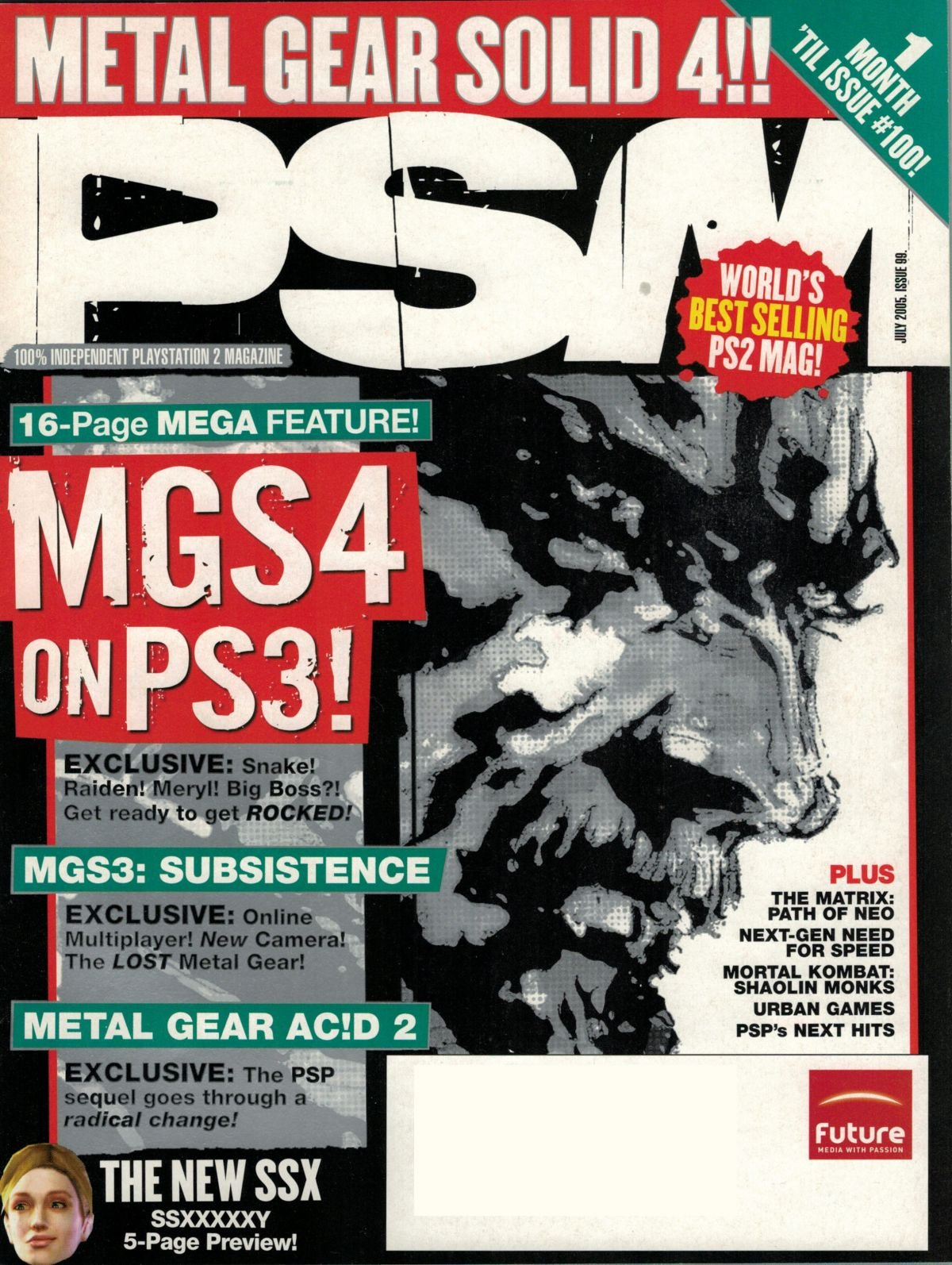 PSM issue 099 July 2005