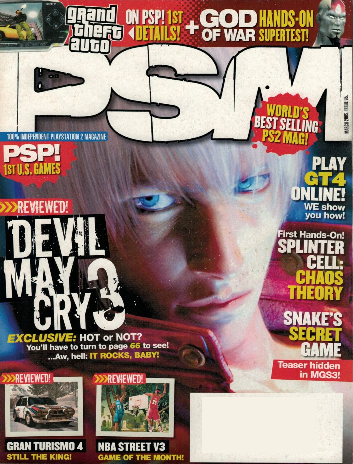 PSM Issue 095 March 2005