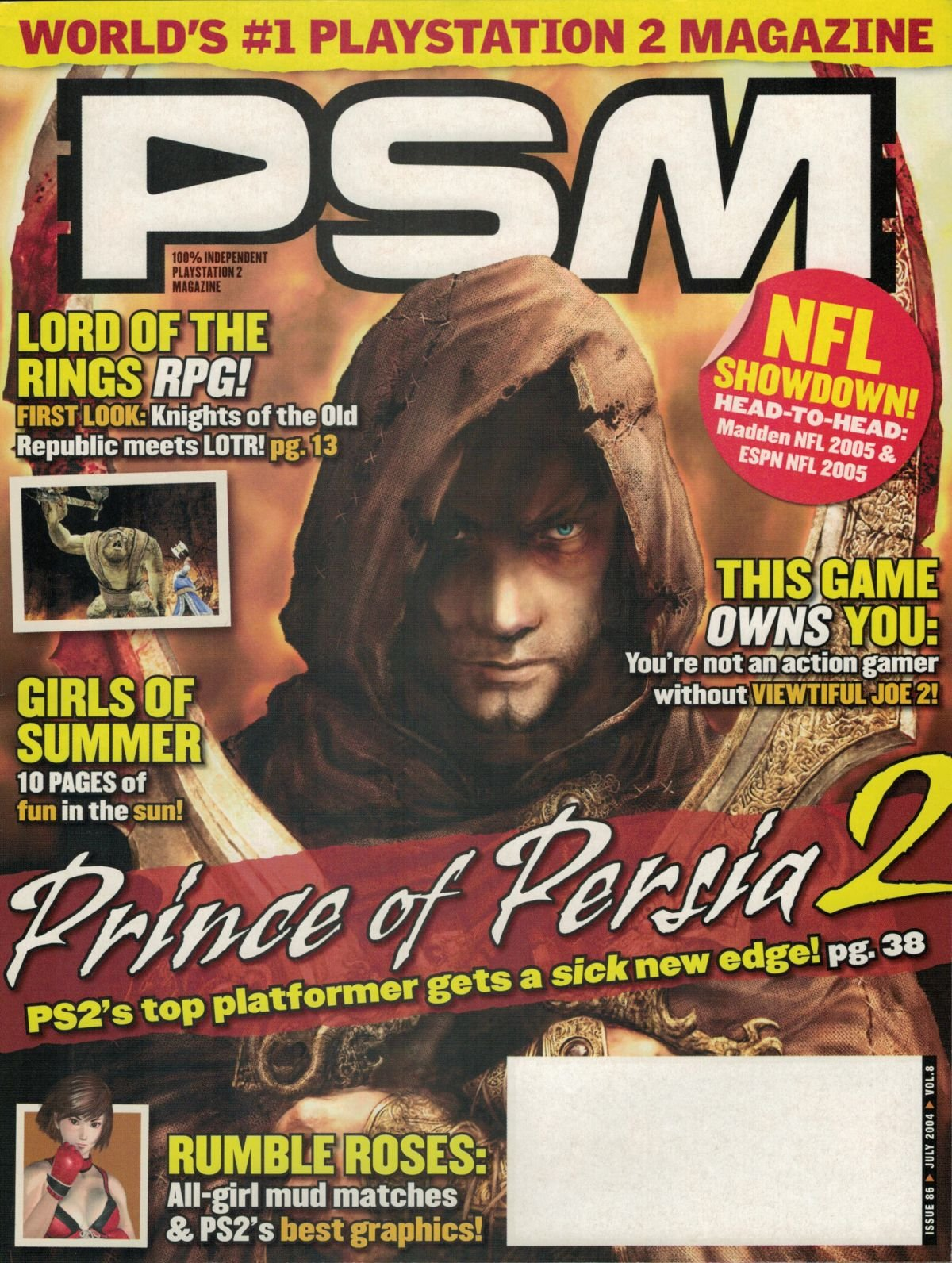 PSM Issue 086 July 2004