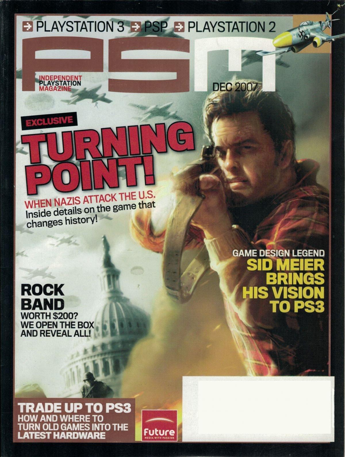 PSM issue 130 December 2007