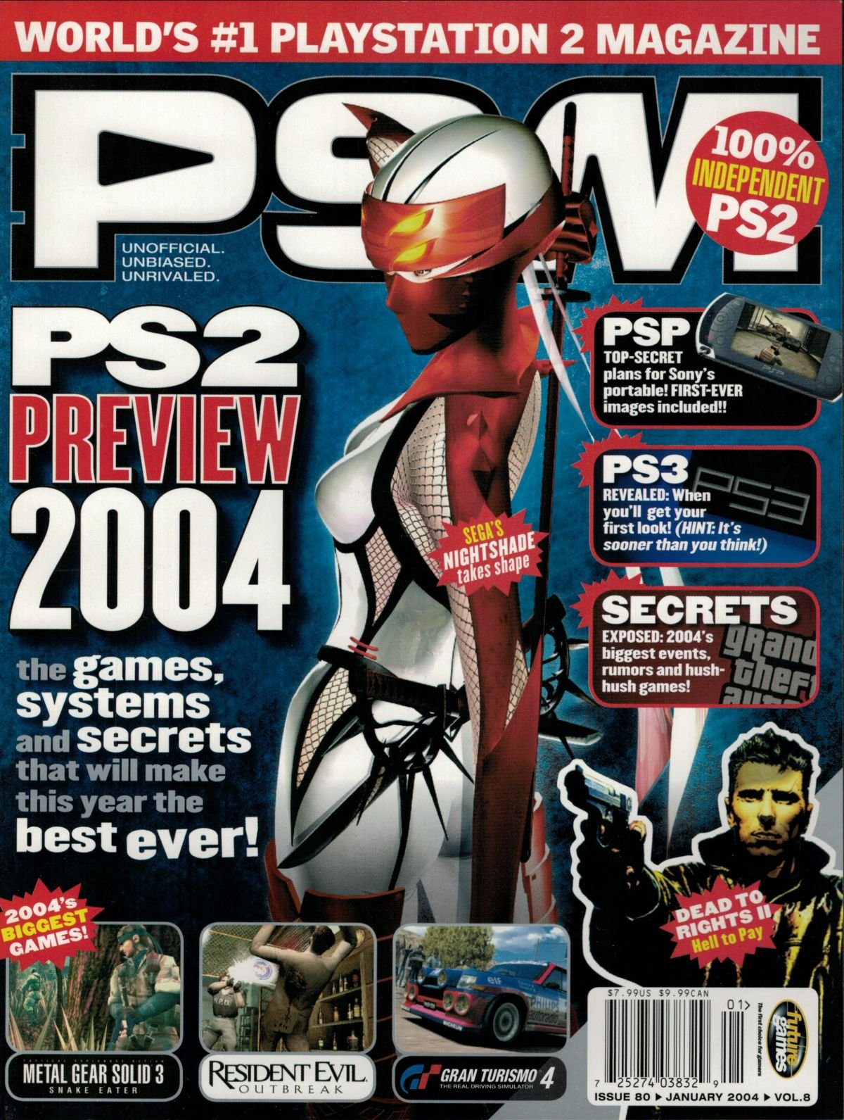 PSM Issue 080 January 2004