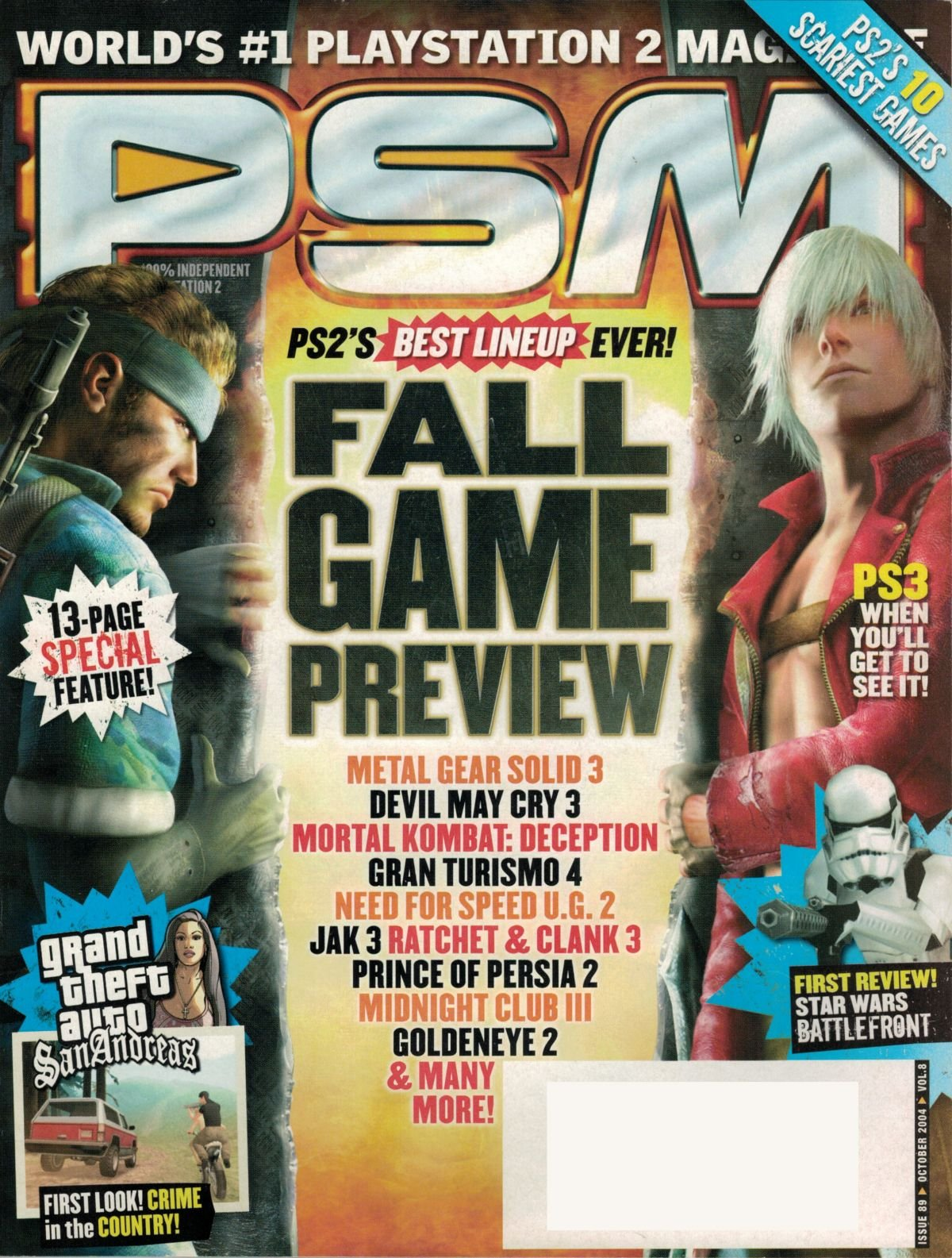 PSM Issue 089 October 2004