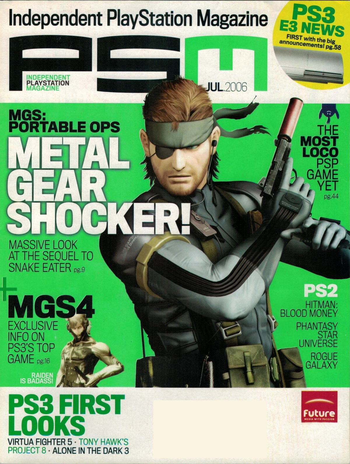 PSM issue 112 July 2006