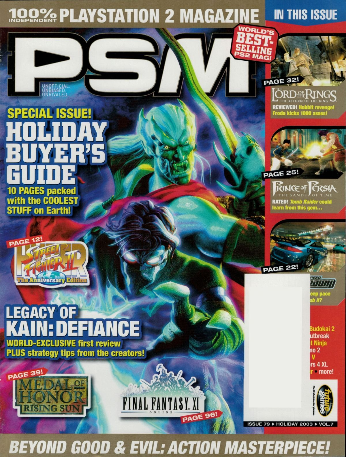 PSM Issue 079 Holiday 2003