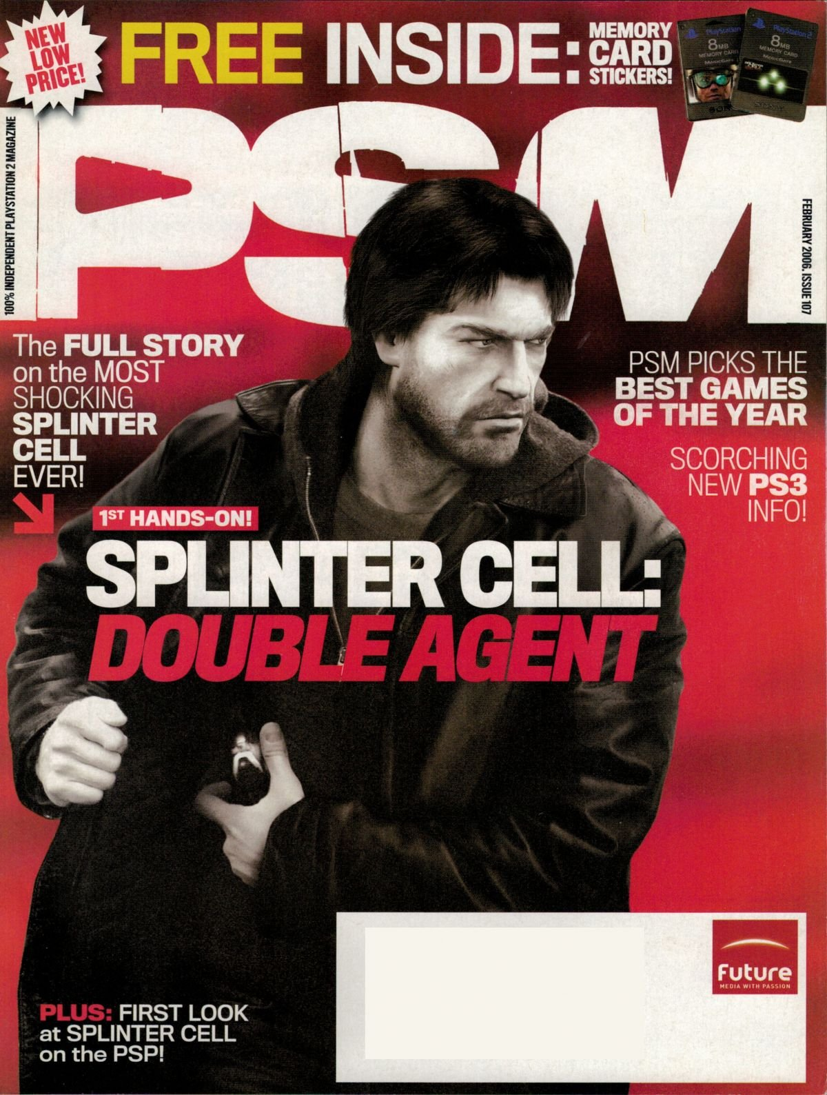 PSM issue 107 February 2006