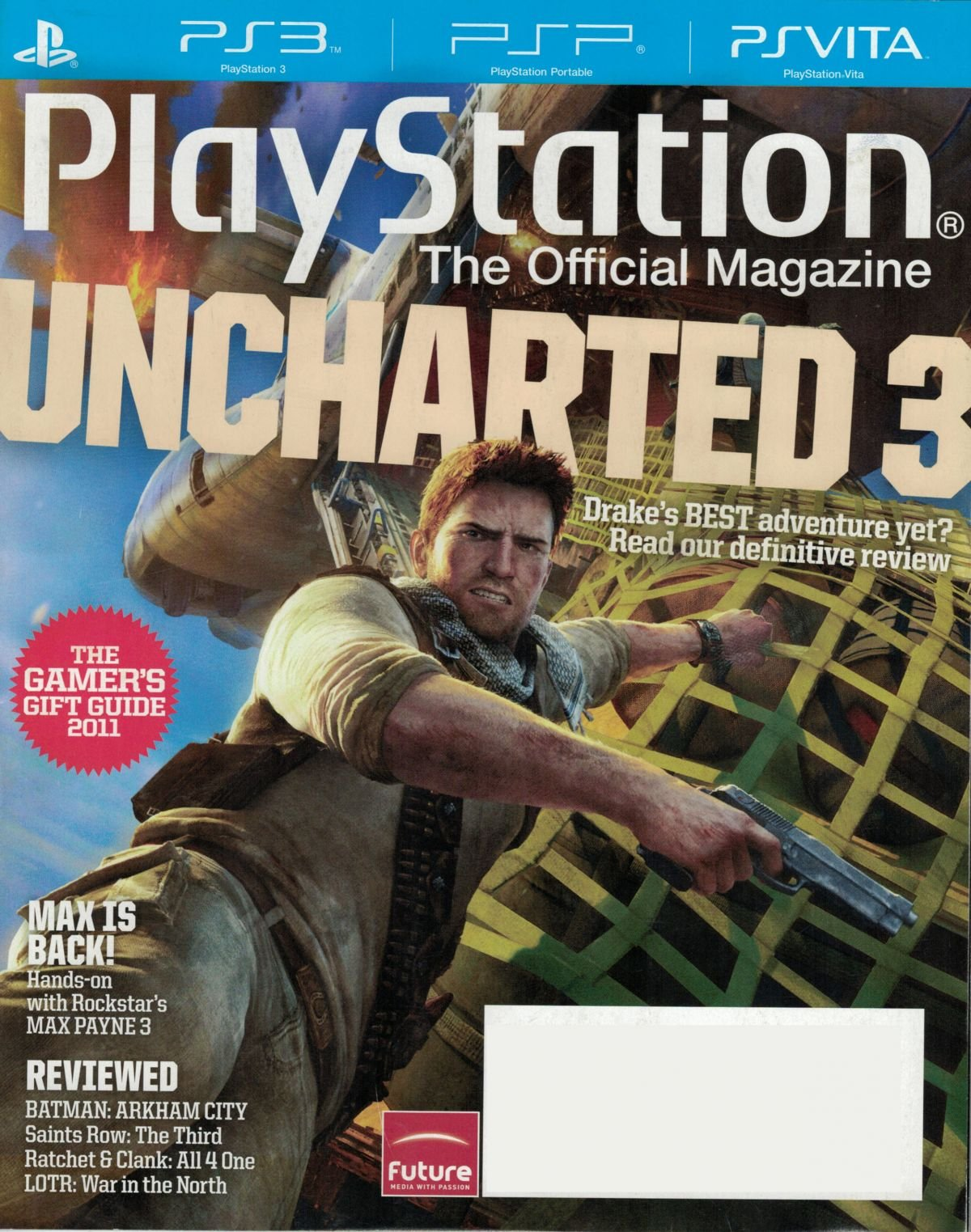 PlayStation The Official Magazine (USA) Issue 053 Holiday 2011