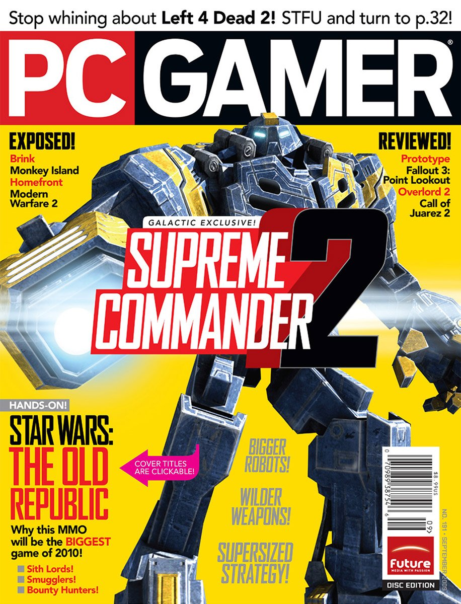 PC Gamer Issue 191 September 2009