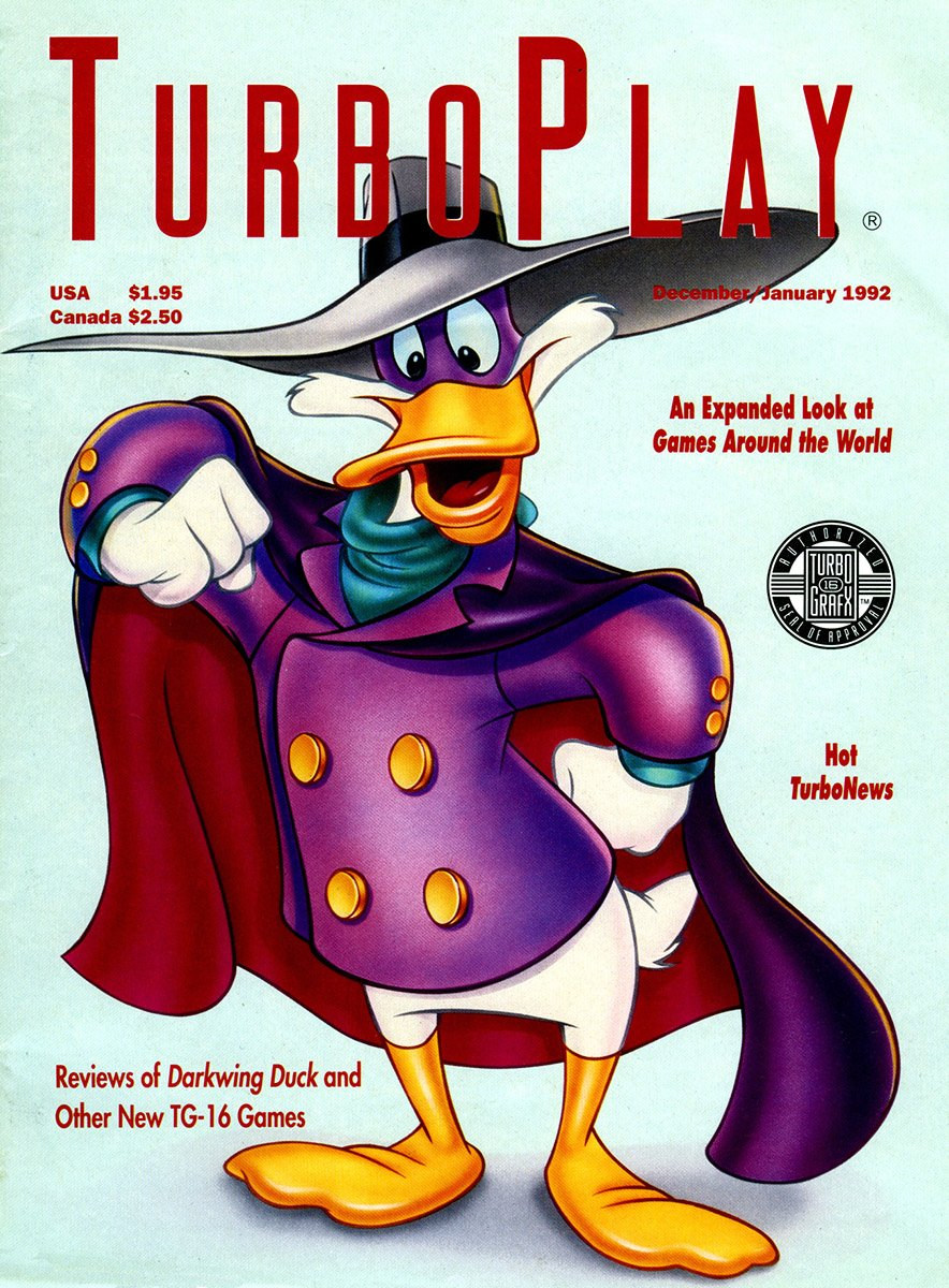 TurboPlay Issue 010 December-January 1992
