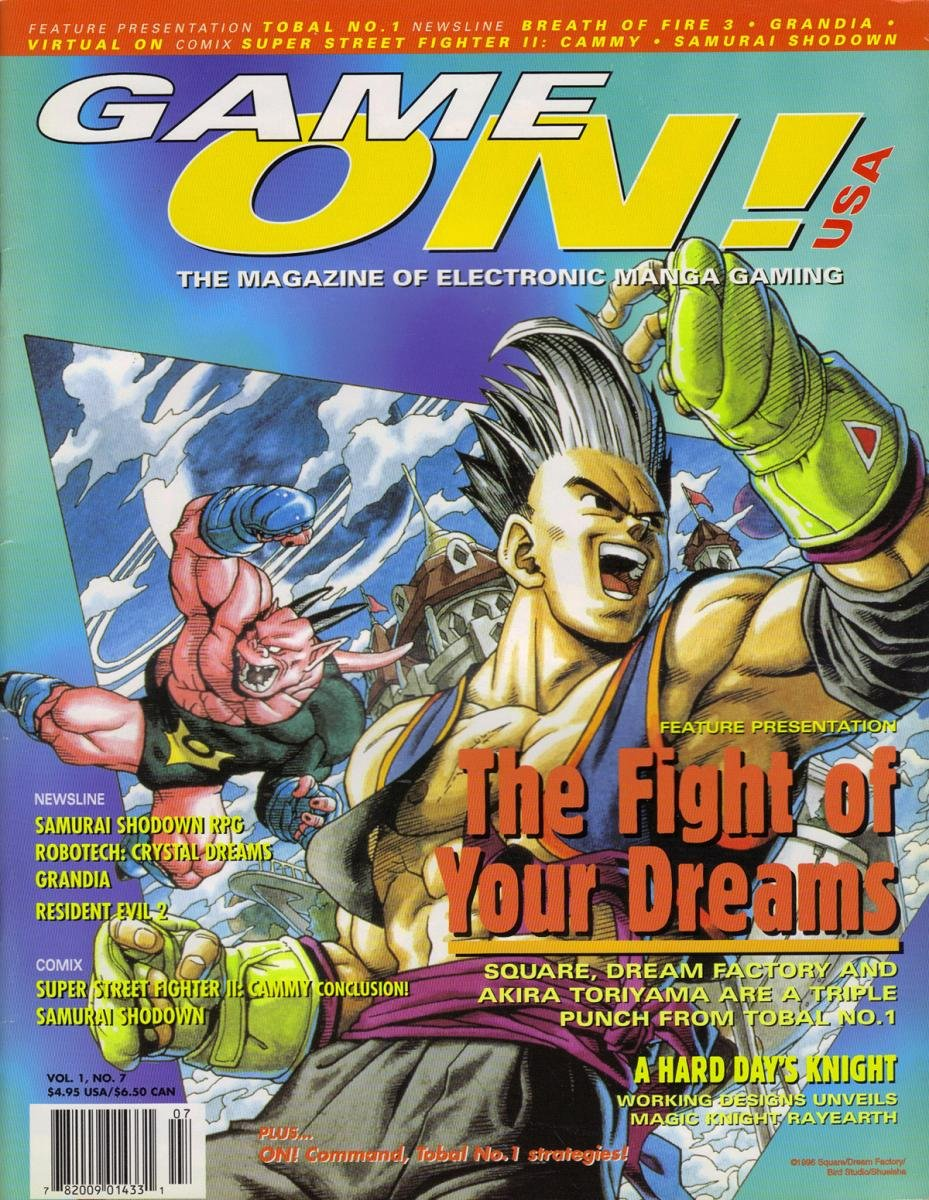 Game On! USA Issue 7
