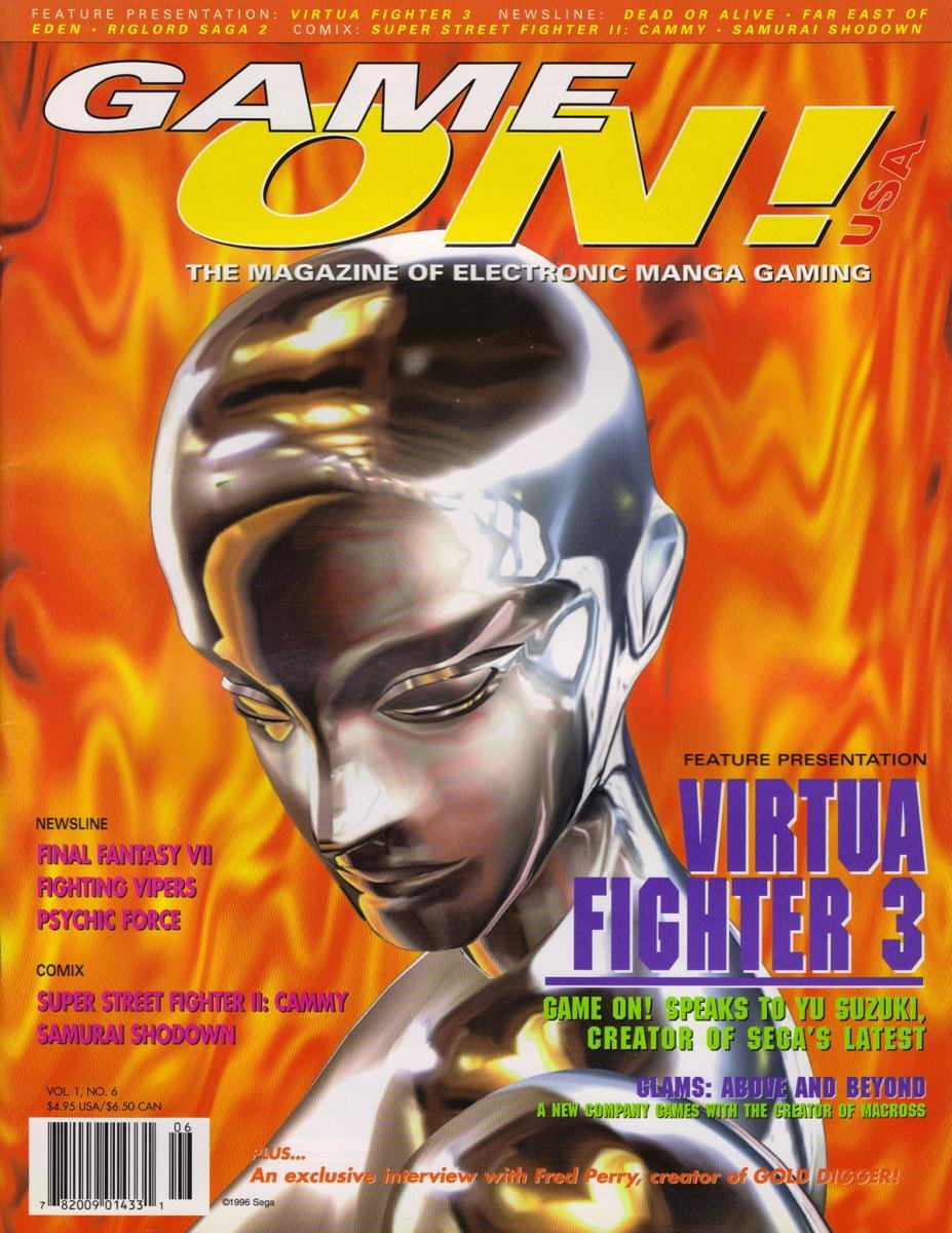 Game On! USA Issue 6