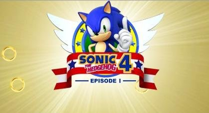 Sonic 4 Ep. 1 Title
