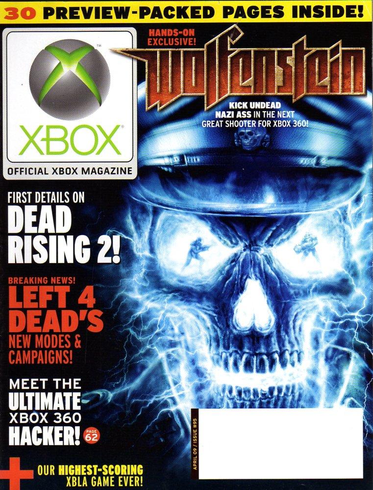 Official Xbox Magazine 095 April 2009