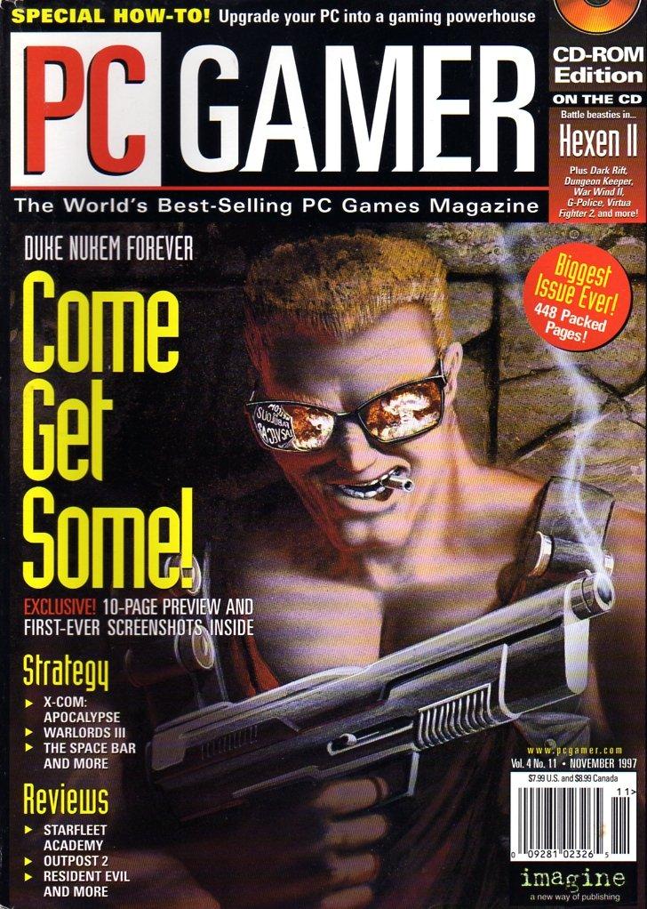 PC Gamer Issue 042 November 1997