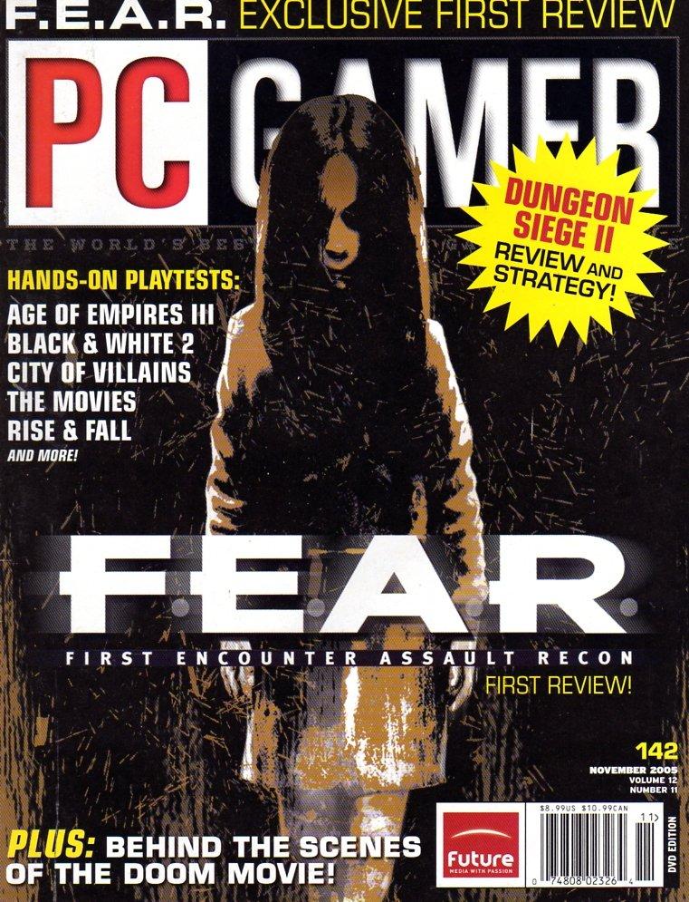 PC Gamer Issue 142 November 2005