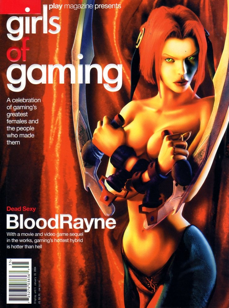 Girls Of Gaming Issue 01 (January 2004)