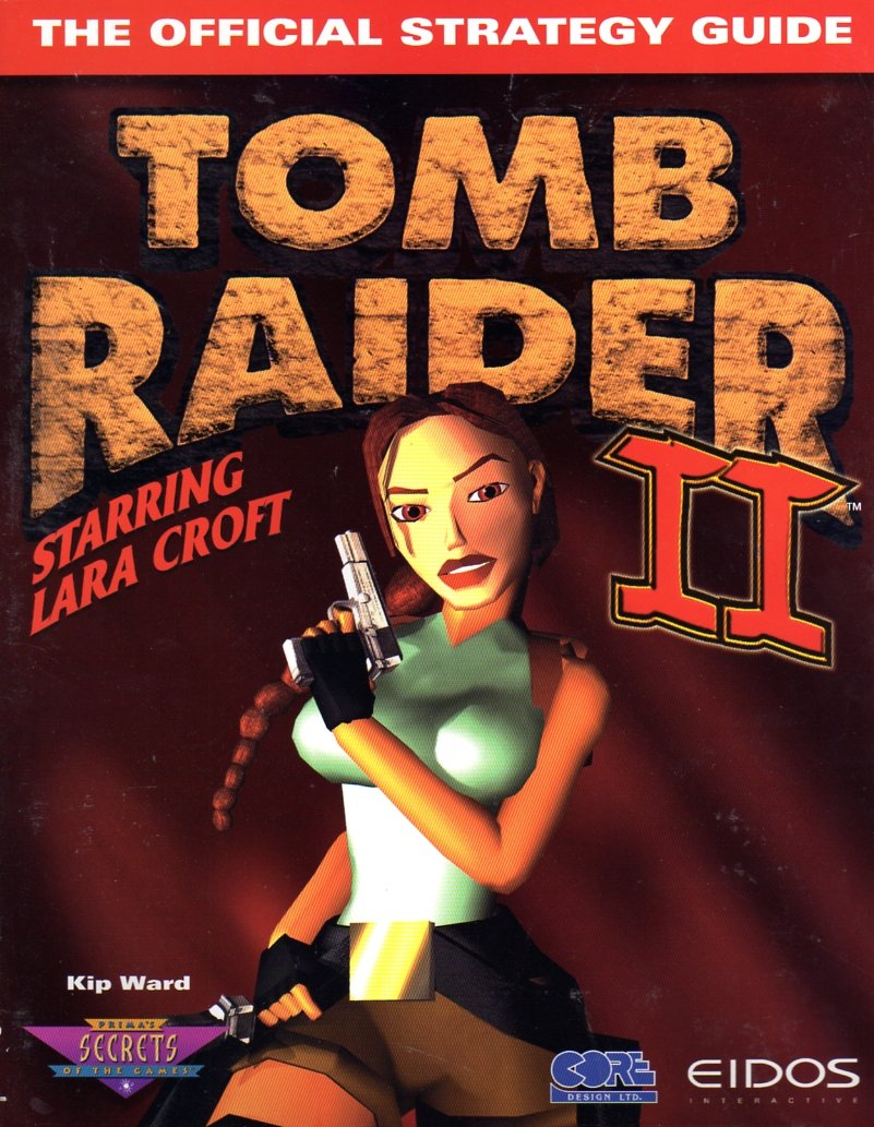 Tomb Raider II Official Strategy Guide