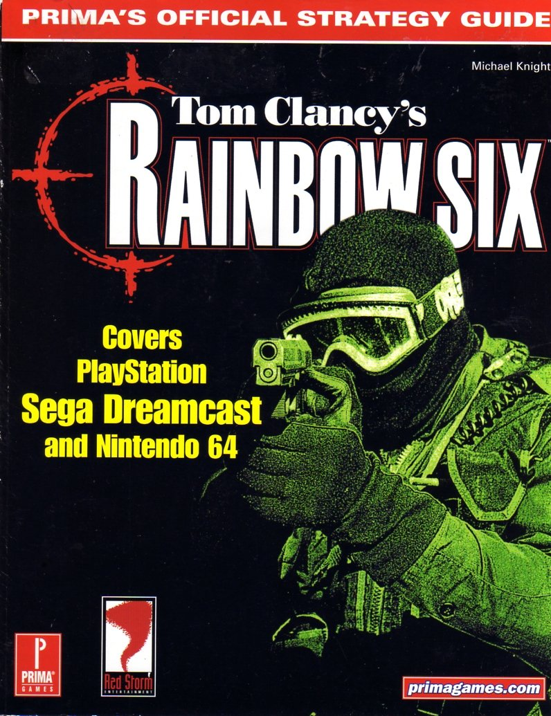 Rainbow Six Official Strategy Guide