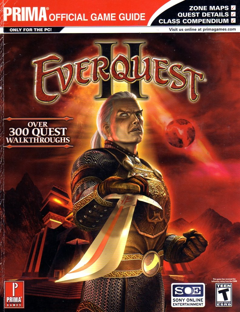 Everquest II Official Game Guide