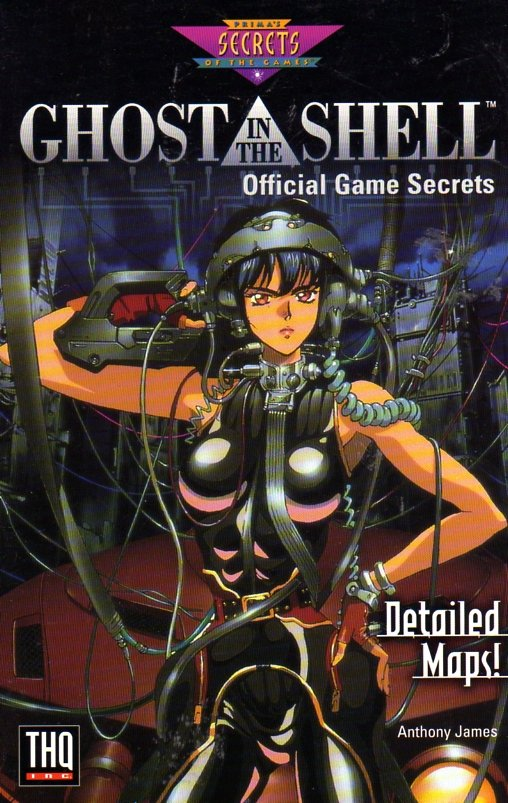 Ghost In The Shell Official Game Secrets