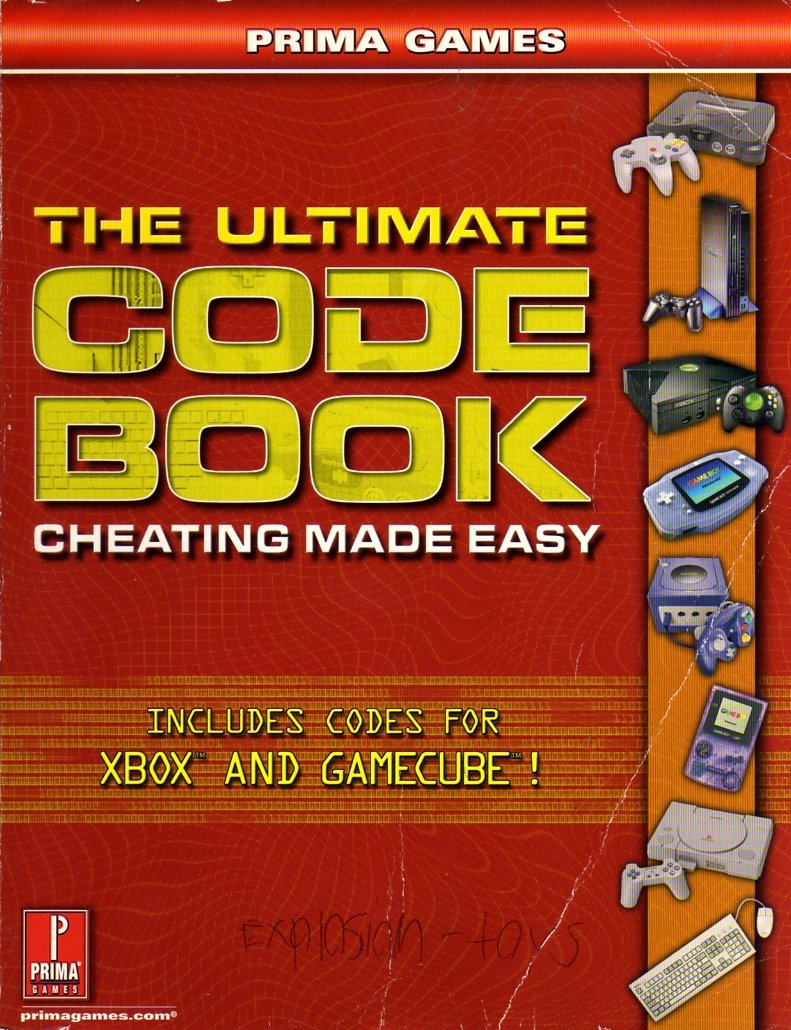 Ultimate Code Book: Cheating Made Easy, The