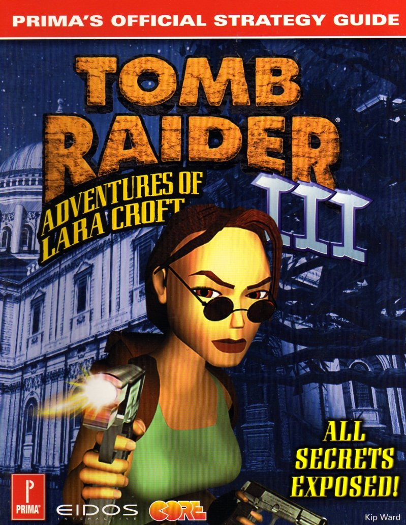Tomb Raider III Official Strategy Guide