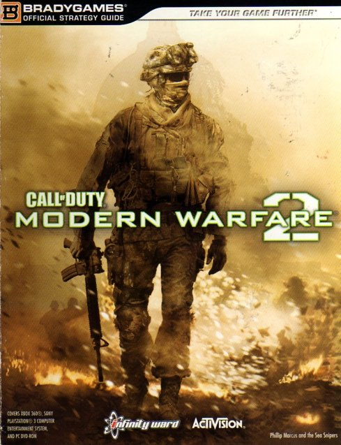 Call Of Duty: Modern Warfare 2 Official Strategy Guide (Smaller Format)