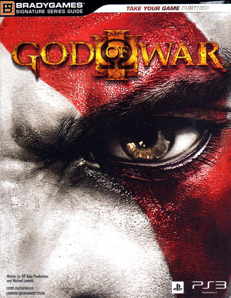 God of War III Signature Series Guide
