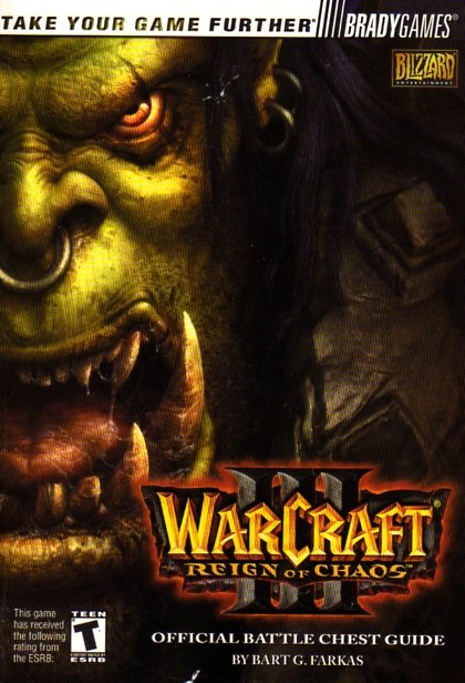 Warcraft III: Reign Of Chaos Official Battle Chest Guide