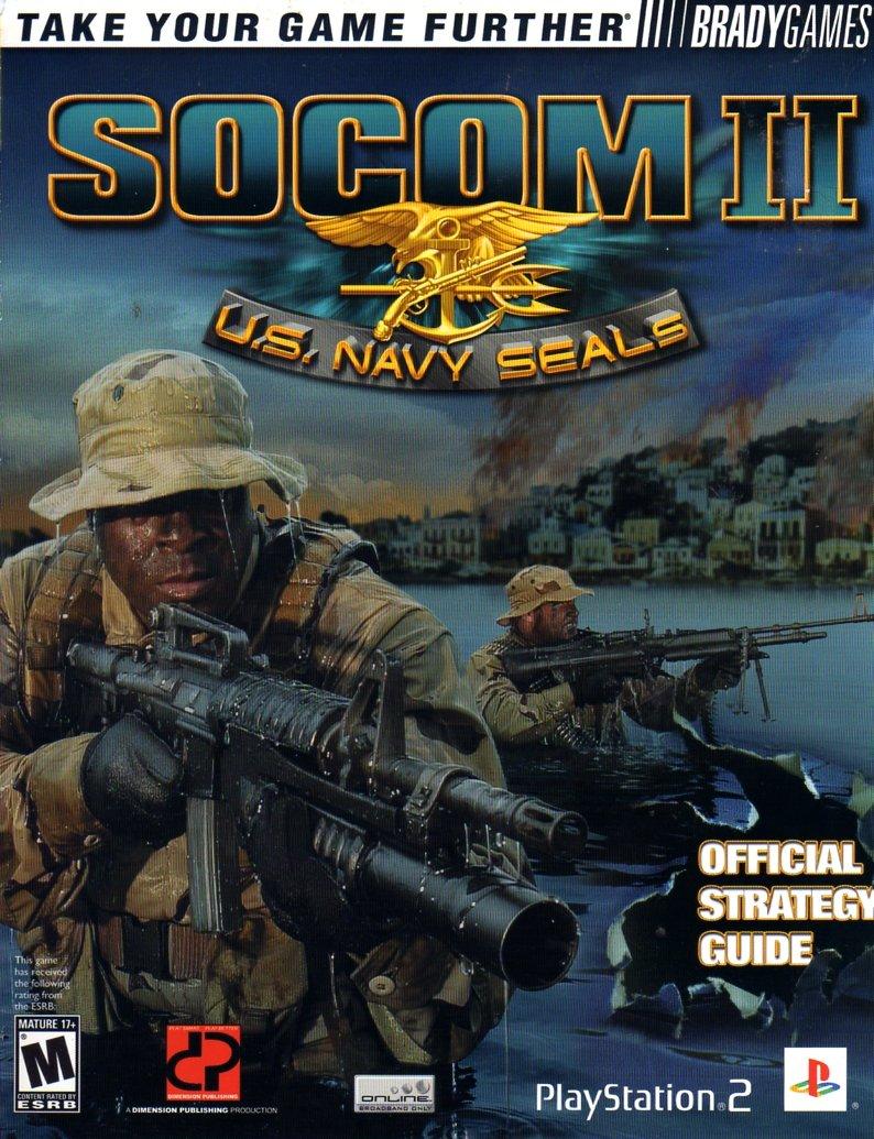 SOCOM II: U.S. Navy SEALs Official Strategy Guide