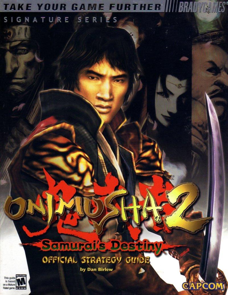 Onimusha 2: Samurai's Destiny Signature Series Guide