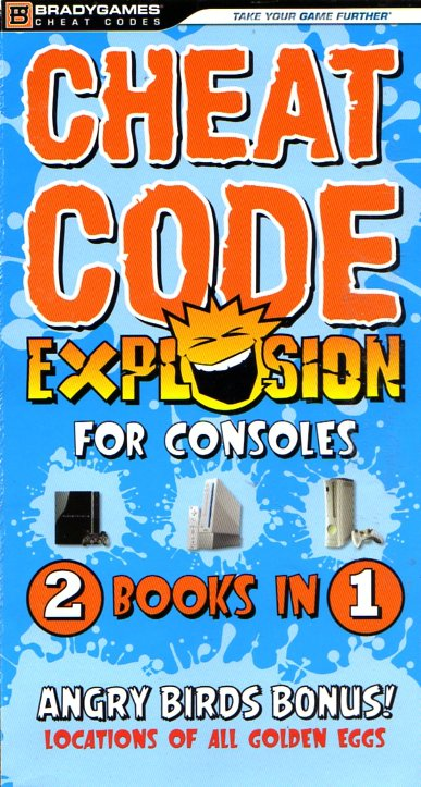 Cheat Code Explosion For Consoles (2011 Edition)