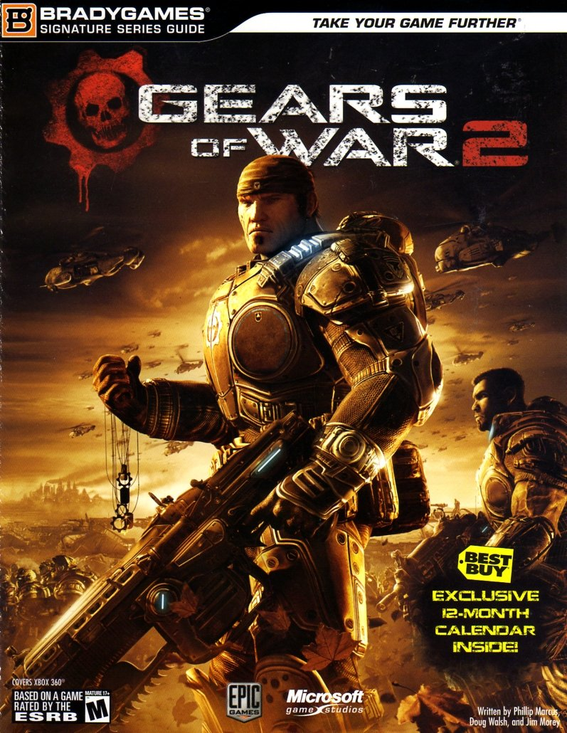 Gears of War 2 Signature Series Guide (Best Buy Exclusive)