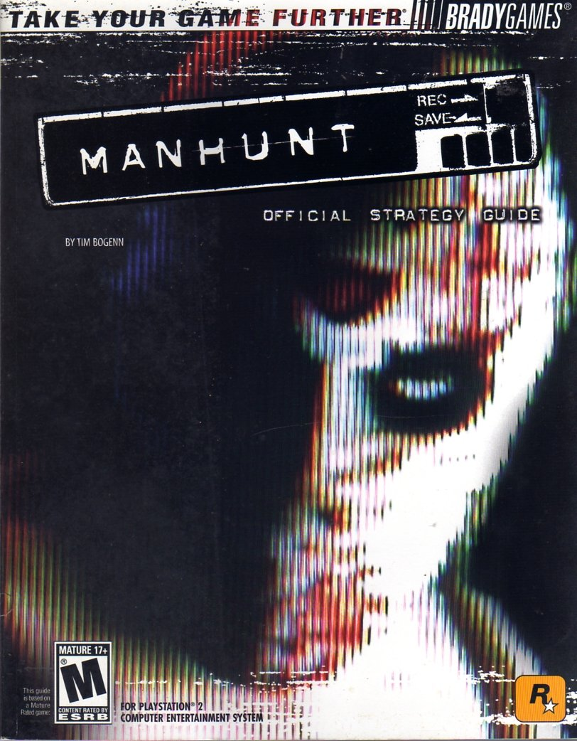 Manhunt Official Strategy Guide