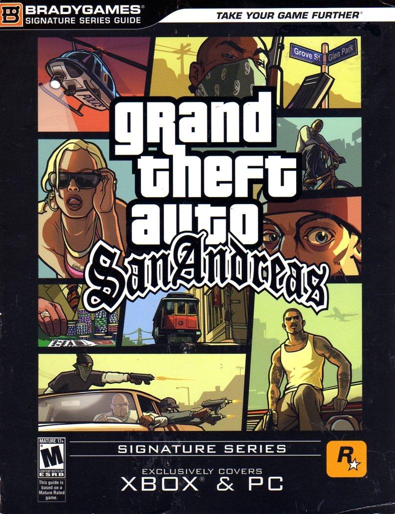 Grand Theft Auto: San Andreas Signature Series Guide (Xbox & PC Edition)