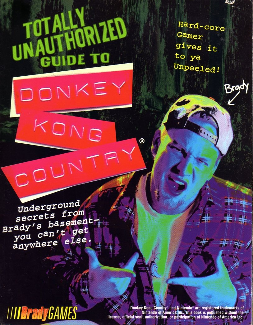 Donkey Kong Country Totally Unauthorized Guide