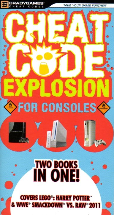 Cheat Code Explosion For Consoles (2010 Edition)