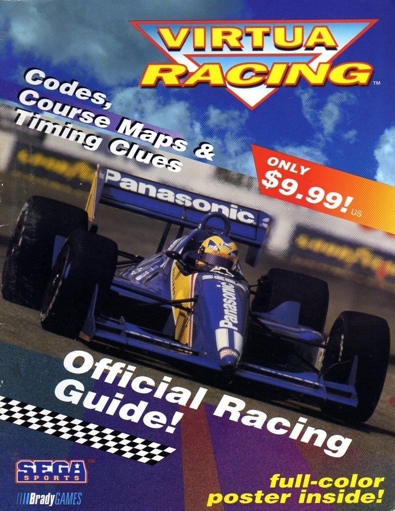 Virtua Racing Official Racing Guide