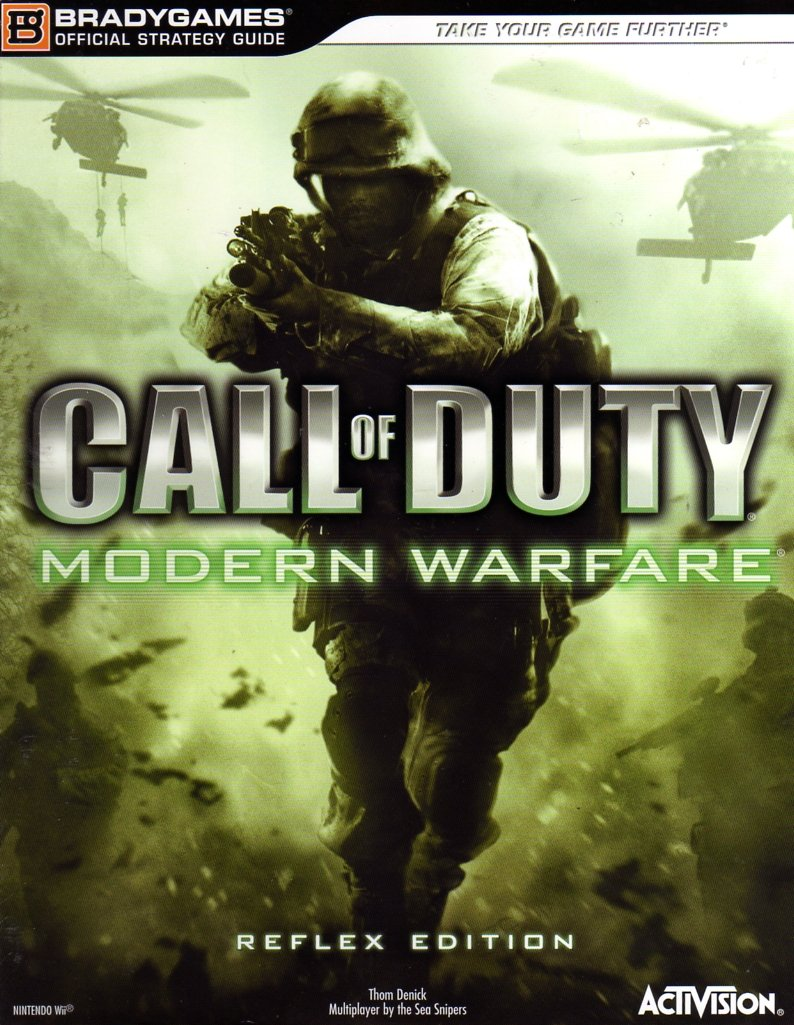 Call Of Duty: Modern Warfare Official Strategy Guide (Reflex Edition)