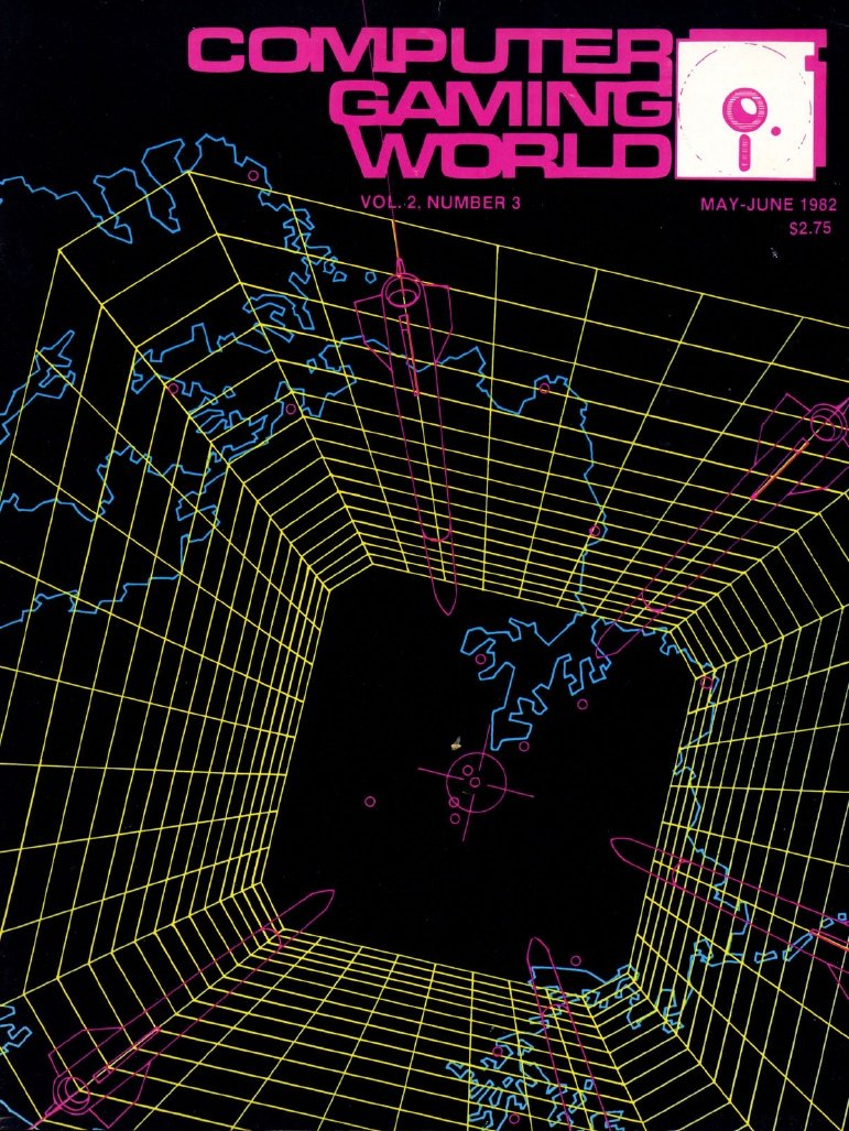 Computer Gaming World Issue 004 May June 1982