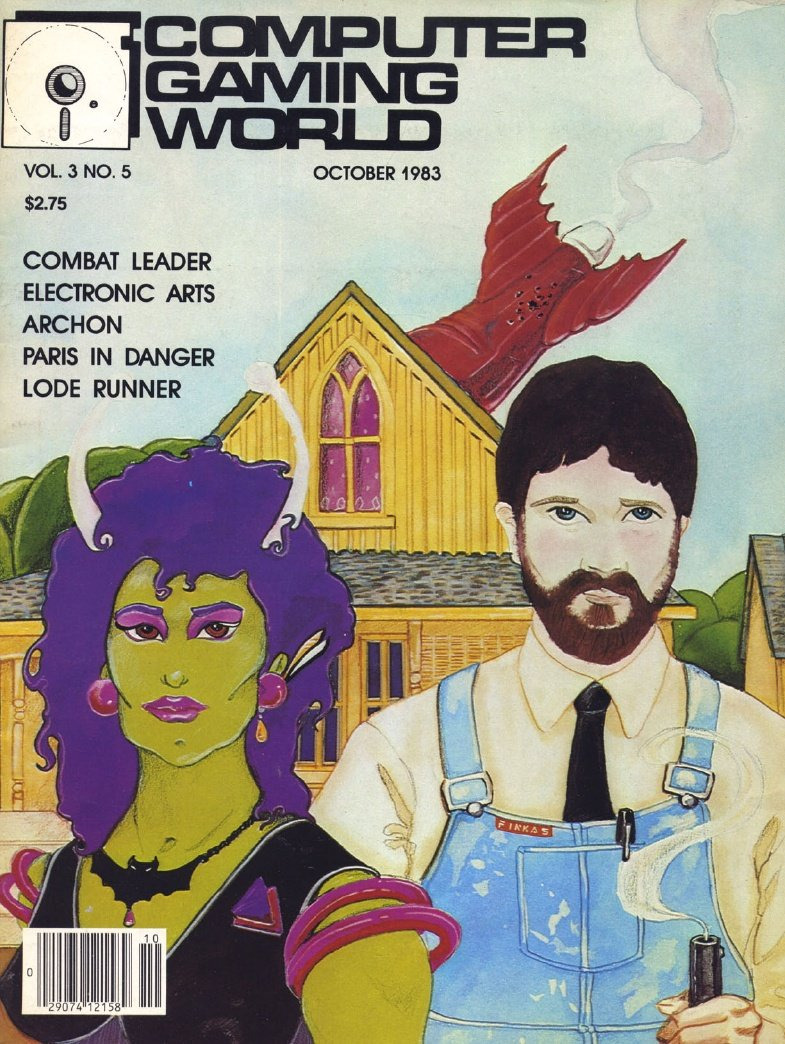 Computer Gaming World Issue 012 September October 1983