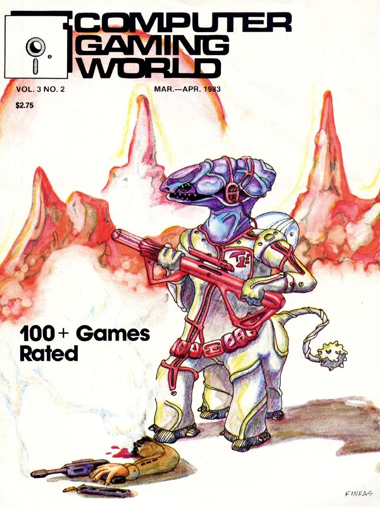Computer Gaming World Issue 009 March April 1983