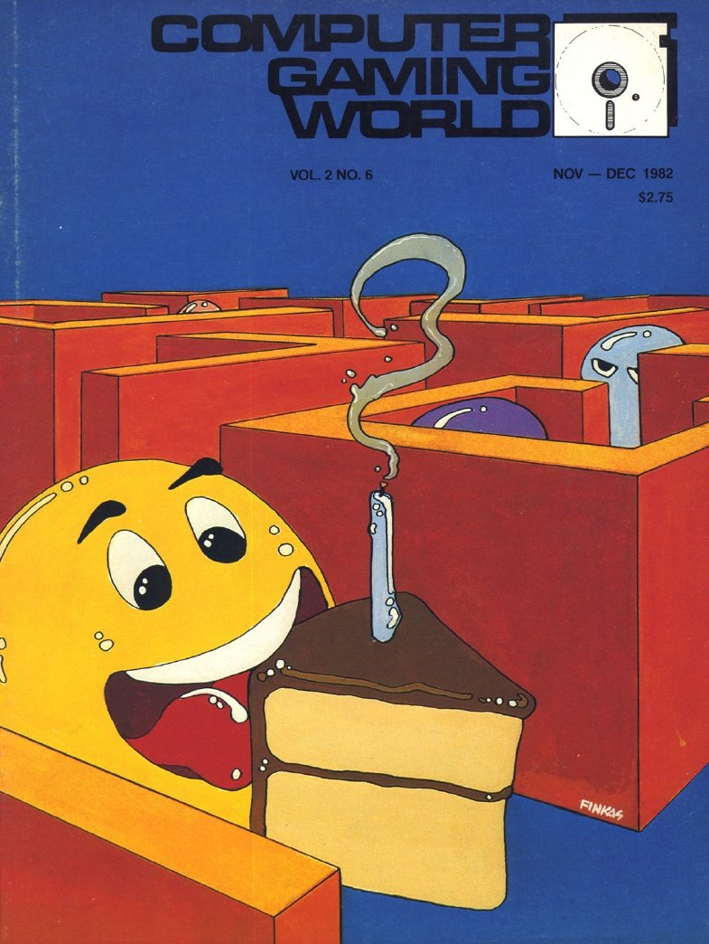 Computer Gaming World Issue 007 November December 1982