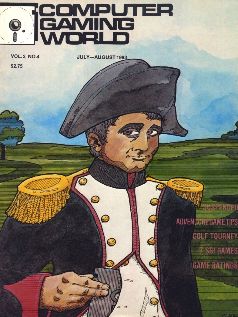 Computer Gaming World Issue 011 July August 1983