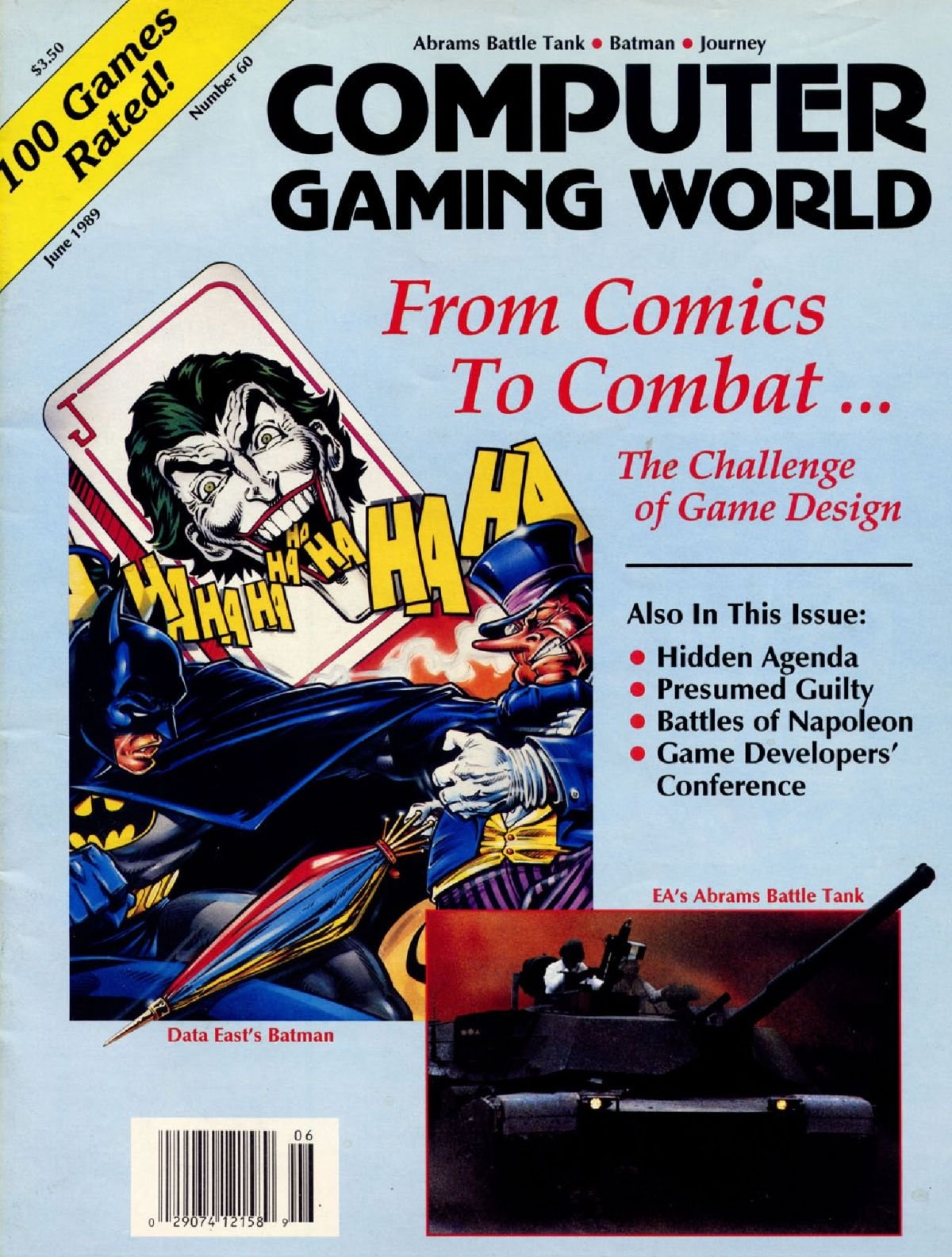 Computer Gaming World Issue 060 June 1989