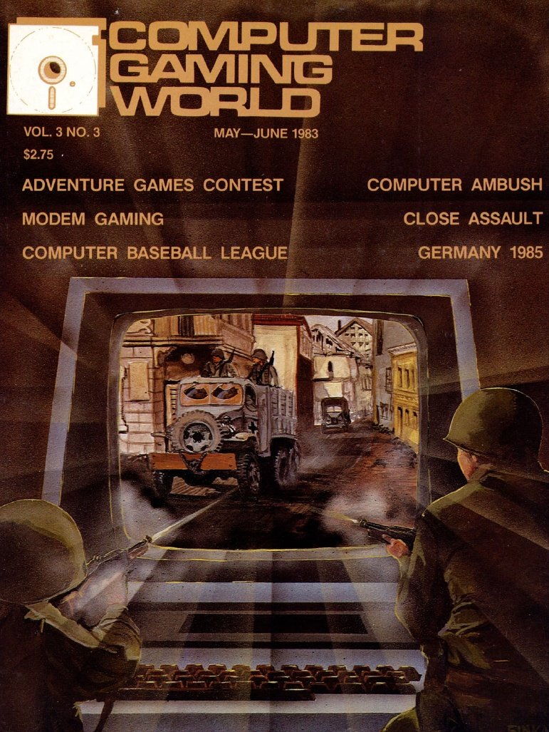 Computer Gaming World Issue 010 May June 1983
