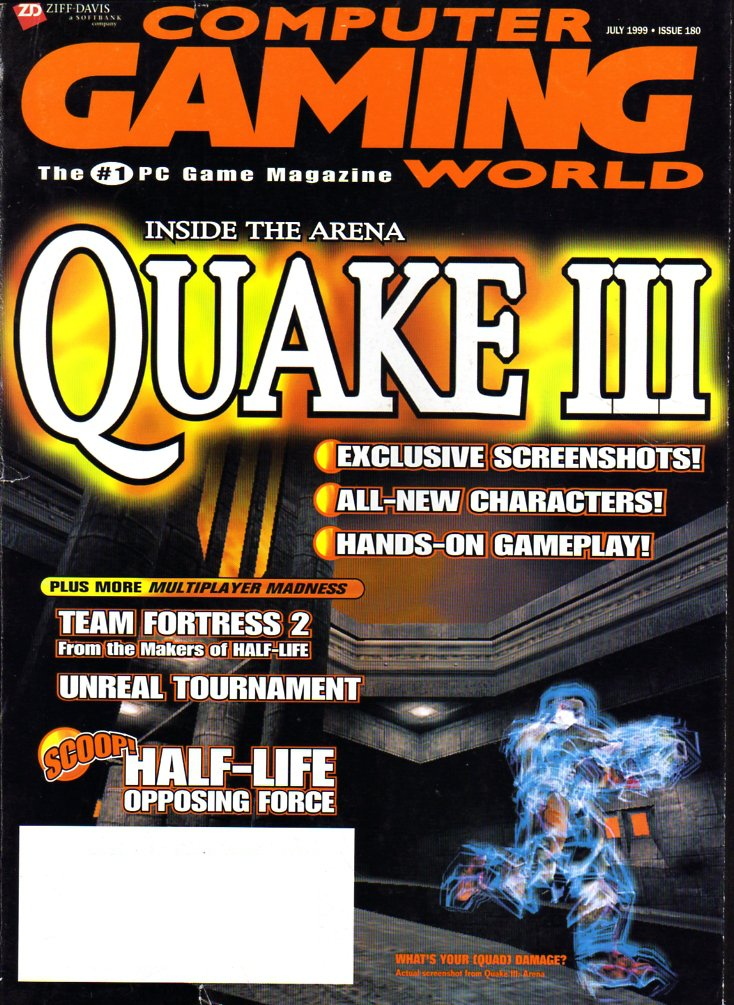 Computer Gaming World Issue 180 July 1999