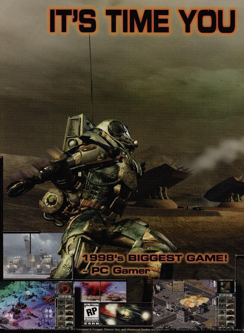 Command & Conquer - Tiberian Sun 01