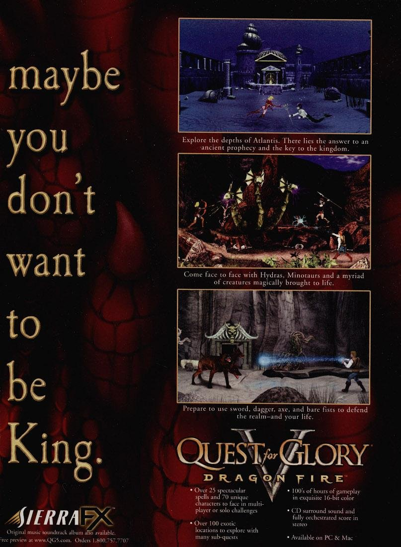 Quest For Glory V - Dragon Fire 02.jpg