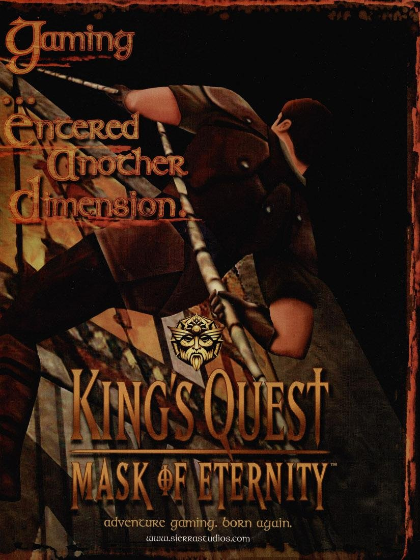 King's Quest Mask of Eternity 02