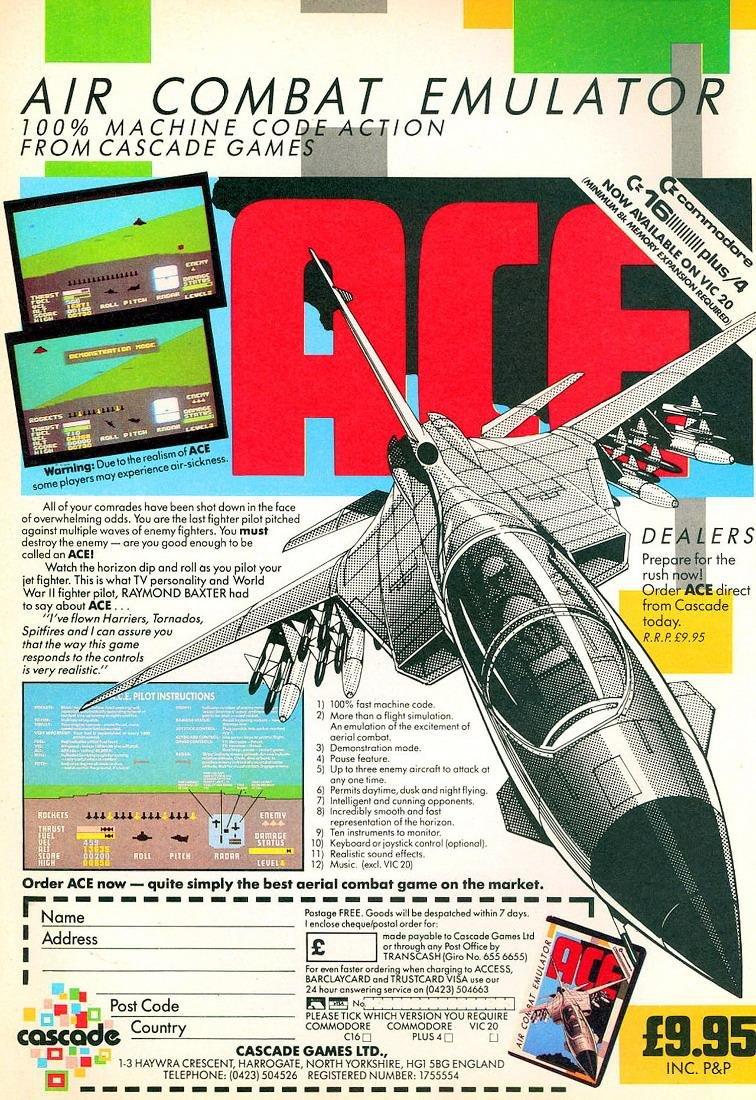 Air Combat Emulator